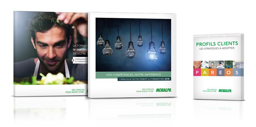 Brochures pour Mobalpa